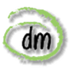 .dm Logo - Dominica Domain, International Domains